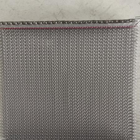 了解下不锈钢网带最好不要在超高温下使用