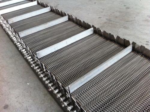 不锈钢网带打滑常见的原因有哪些呢?