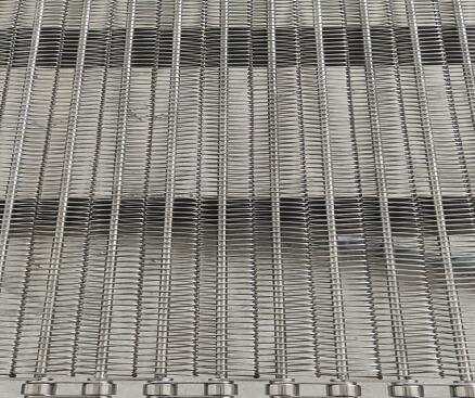 不锈钢网带是如何进行喷涂的